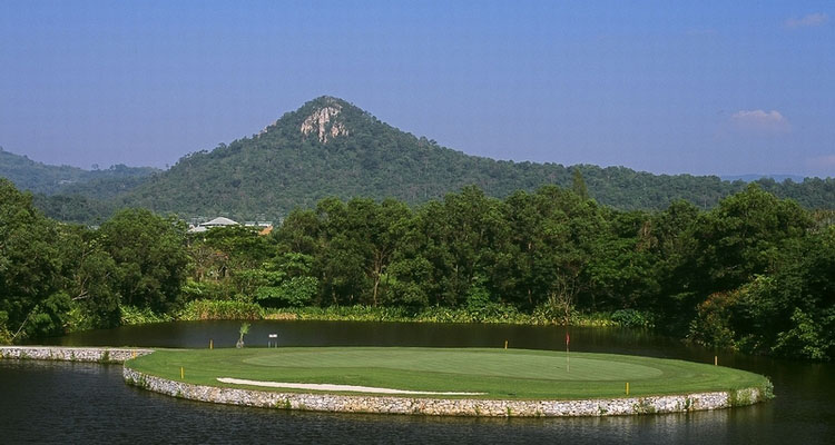 Khaow Keow Golf Course - Pattaya